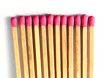 Matches Royalty Free Stock Photo
