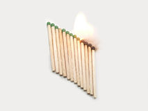 Matches Royalty Free Stock Image