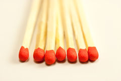Matches Stock Photo