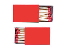 Matches. Stock Photo