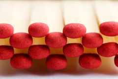 Matches #2 Royalty Free Stock Photos