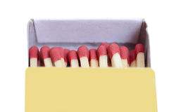Matches. Royalty Free Stock Images