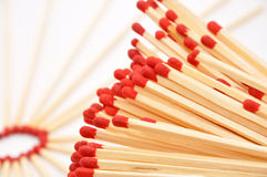 Matches Royalty Free Stock Photography