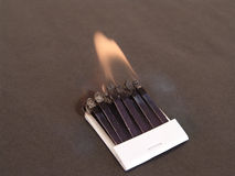 matches arkivbild