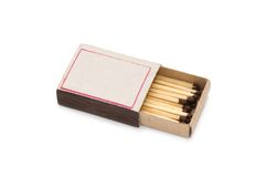 Matches Royalty Free Stock Images