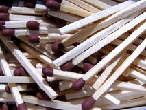 Matches background Stock Image