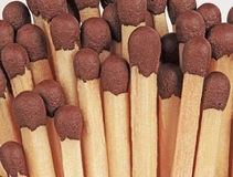 Matches. Background close up vintage Royalty Free Stock Photo