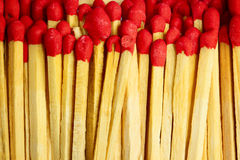 Matches background Royalty Free Stock Image