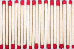 Matches, a background Royalty Free Stock Photos