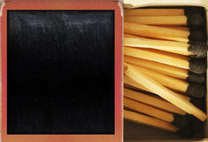 Matches box Stock Photos