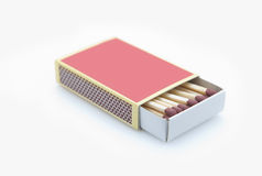 Matches Box Stock Photography