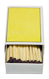 Matches box Stock Image