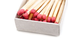 Matches box Royalty Free Stock Photo