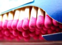 Matches closeup Royalty Free Stock Photo