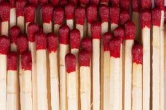 Matches Closeup Stock Images