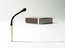 Matches composition Royalty Free Stock Image