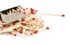 Matches Stock Photo