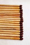 Matches isolated on white background Royalty Free Stock Image