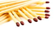 Matches Stock Image