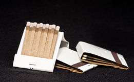 Matches Please Royalty Free Stock Photography