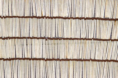 Matches rows folded. Royalty Free Stock Photos
