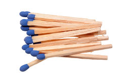 Matches,. A tool for starting a fire Stock Photos