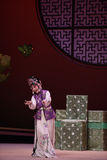 "The matchmaker Hong Niang-Kunqu Opera ""the West Chamber"" Royalty Free Stock Images"