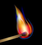 Matchstick Royalty Free Stock Photography