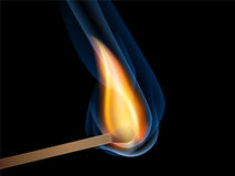 Matchstick Fotos de Stock Royalty Free