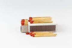 matchstick Fotografia Stock