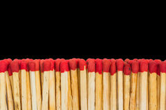 Matchstick isolated Stock Images