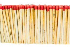 Matchstick isolated Stock Photo