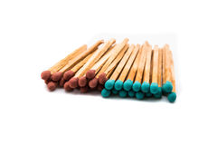 Matchstick Stock Photography