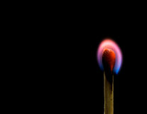 Matchstick Stock Photography
