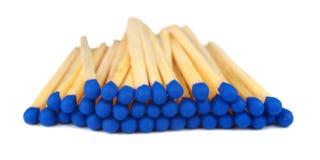 matchsticks Arkivbild