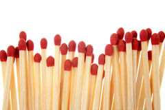 Matchsticks Stock Photo