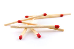 matchsticks Royaltyfri Bild