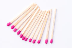 Matchsticks 2 Stock Images