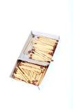 matchsticks stock foto