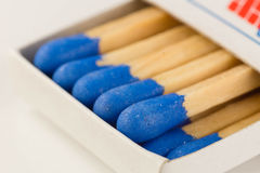 matchsticks Obrazy Royalty Free