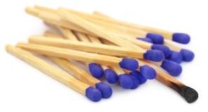 matchsticks stock fotografie