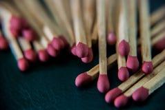matchsticks Stockfotografie