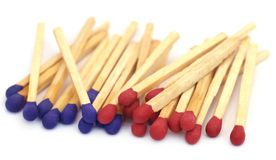 Matchsticks Royalty Free Stock Image