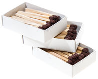 Matchsticks Stock Images