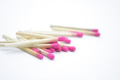 Matchsticks Royalty Free Stock Images