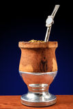 Mate Cup foto de stock