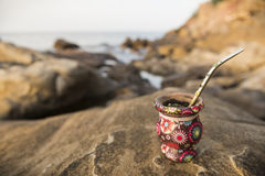 Mate in nature Stock Photo