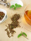 Mate Rooibos tea Royalty Free Stock Photography