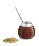 Mate Set. Full mate set isolated over white background royalty free stock image