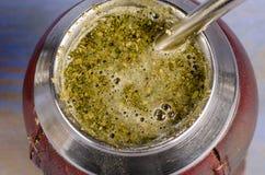 Mate tea Stock Photo
